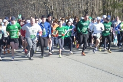 Photos from St Pat\'s 2 Miler
